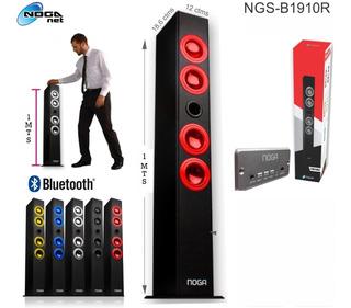 Parlantes Bluetooth Noganet Ngs-b1910