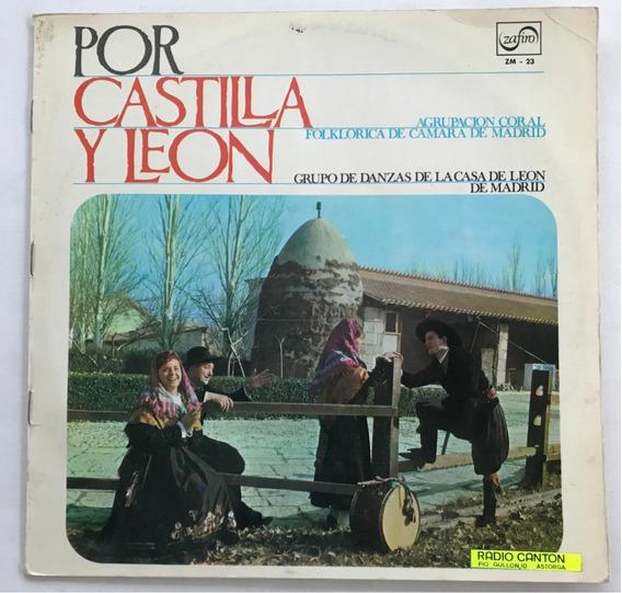 Disco Por Castilla Y Leon Vinilo