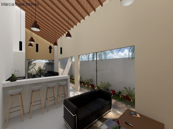 Casa Térrea No Condomínio Reserva Da Ermida - Eloy Chaves - Jundiaí - Ca02721 - 34297528