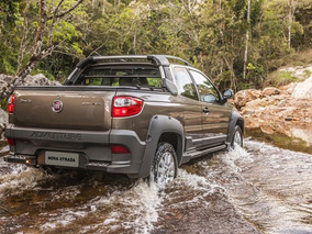 Fiat Strada Adventure Locker - Anticipo $55.000 - 13