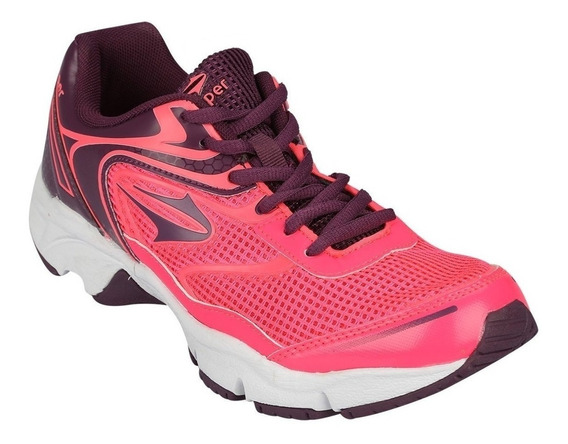 Zapatillas Topper Softrun Fucsia Running Talle 36 25122