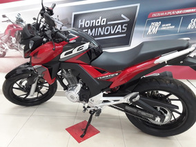 Honda Twister Abs - Zero Km - Emplacada - Com Garantia Honda