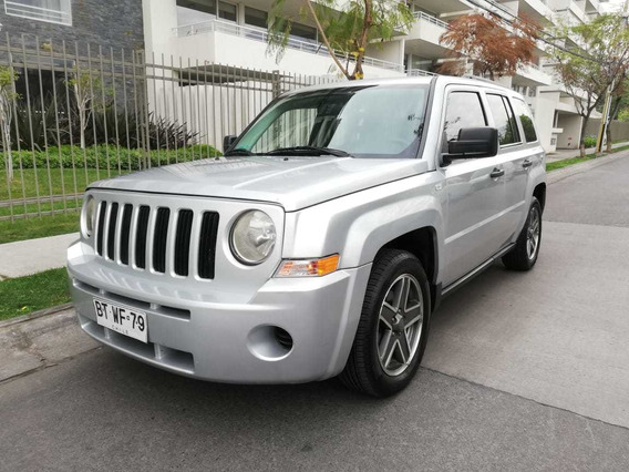 Jeep Patriot 2009 4x4, Automatico Full, Impecable.