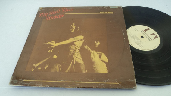 Ike And Tina Turner - Helicoptero Lp