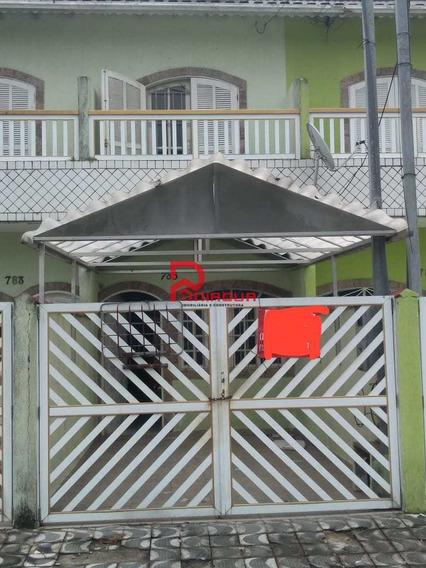 Sobrado Com 2 Dorms, Mirim, Praia Grande - R$ 186 Mil, Cod: 530 - A530