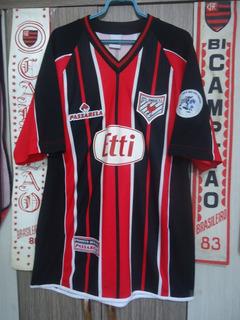 Camisa Etti Jundiaí ( Marcinho / Nº 10 / Rio/são Paulo 2003