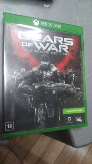 Gears Of War Ultimate Edition Xbox One (frete 18 Reais)