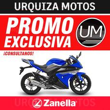 Moto Zanella Rz 25 R Deportiva Pista 0km Urquiza Motos