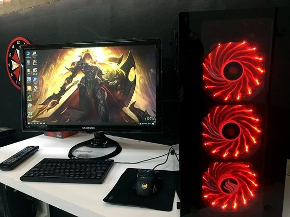 Pc Gamer Ryzen 8gb Gtx 960 Monitor 24 Full Hd