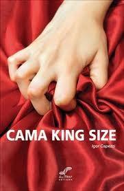 Livro Cama King Size, De Igor Capezzi, Perfeito Estado