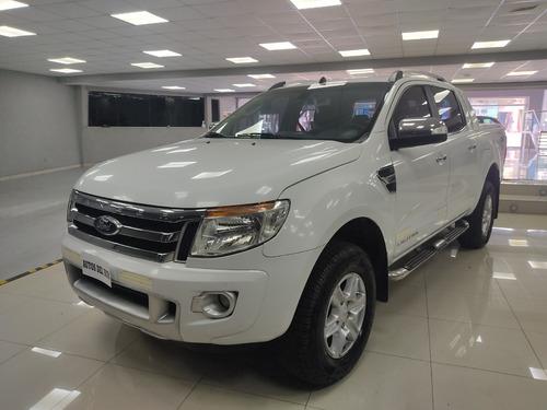Ford Ranger Dc 4x4 Ltd At 3.2l D 2014