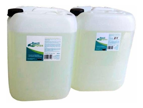 Desinfectante Sanitizante Dióxido De Cloro 20lts.concentrado