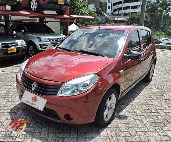 Renault Sandero Expression Mt 1.6 2010 Elm911