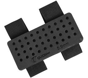 Porta Chumbinhos Em Eva Para Coronha - 5.5mm 50un