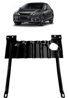 Protetor Cárter Peito De Aço Honda Civic 1.8 2.0 2012 A 2016