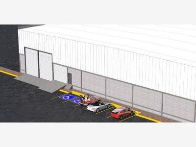 Bodega Comercial En Renta Pequeña Zona Industrial