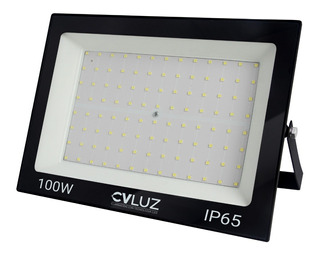 Reflector Led Exterior 100w Multiled Proyector Luz Blanca