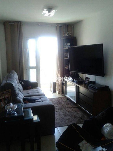 Imagem 1 de 12 de Apartamento Com 2 Dormitórios À Venda, 64 M² Por R$ 350.000,00 - Jardim São Judas Tadeu - Guarulhos/sp - Ap1491