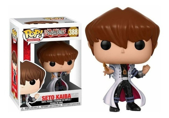 Funko Pop! Animation Yu-gi-oh Seto Kaiba - Funko Pop