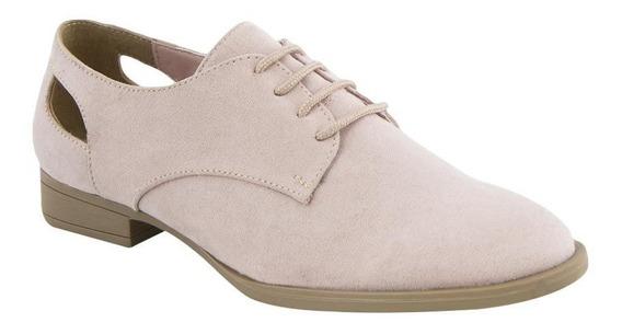 Zapato Casual Vi Line Fashion 7426 Lila Tipo Ante San 820708