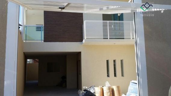 Casa A Venda No Bairro Parque Olímpico Em Mogi Das Cruzes - - 299-1