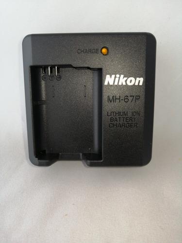 Cargador Nikon Mh67p Para Batería En-el23