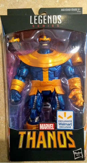 Thanos Marvel Legends Vingadores Figura De Ação