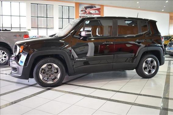 Jeep Renegade 1.8 16v Flex Sport Automático