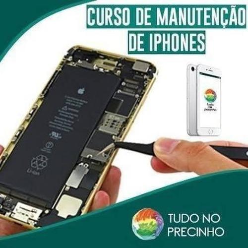 Curso Manutenção De iPhone