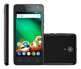 Smartphone Multilaser Ms45 8gb 1gb Dual Sim P9062 Sistema Android Desbloqueado Qualidade Garantia Performance Outlet Loi