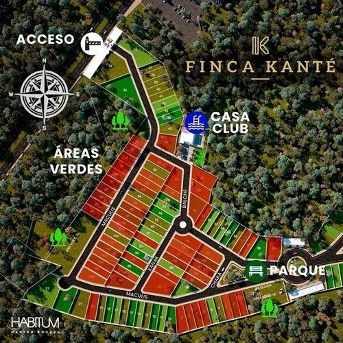Imagen 1 de 16 de Terrenos En Valladolid, Finca Kanté, Valladolid Yucatán