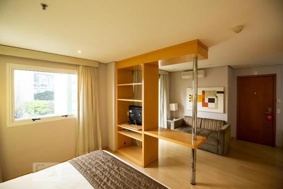 Apartamento Para Aluguel - Consolação, 1 Quarto, 35 - 893113820