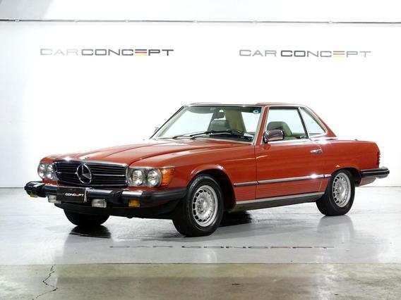 Mercedes-benz 380 Sl 3.8 Aut 1984