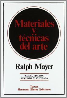Materiales Y Técnicas Del Arte Ralph Mayer Blume