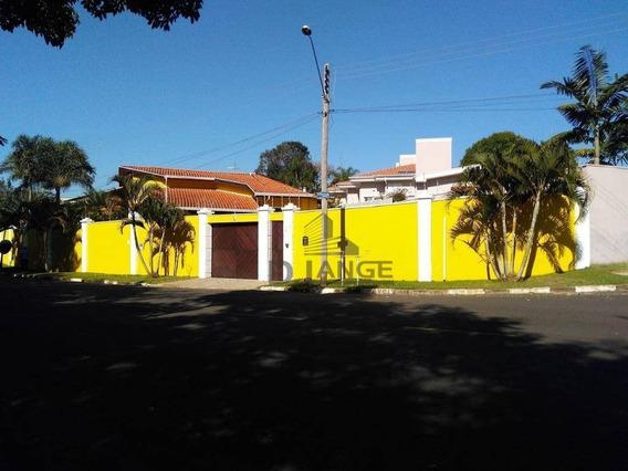 Casa A Venda No Parque Xangrila Em Campinas - Ca12536