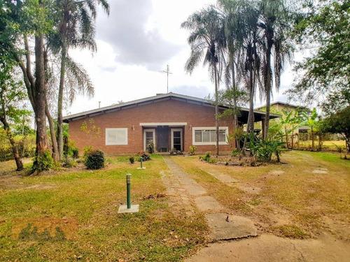 Imagem 1 de 29 de Chácara Com 4 Dormitórios À Venda, 1800 M² Por R$ 850.000,00 - Loteamento Chácaras Vale Das Garças - Campinas/sp - Ch0030