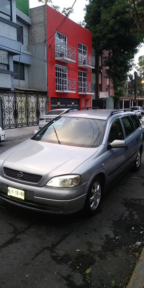 Chevrolet Astra 2.4 4p Elegance F Mt 2002