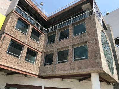 Espectacular Edificio En Renta Completo O Por Pisos