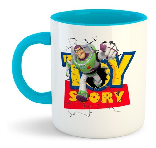 Imagen 1 de 9 de Taza Personalizada Toy Story