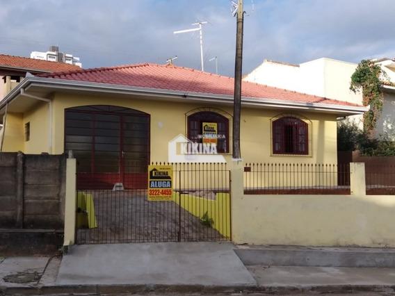 Casa Residencial Para Alugar - 02458.001