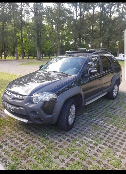 Fiat Palio 1.6 Adventure Pack Seguridad + Alarma 2015