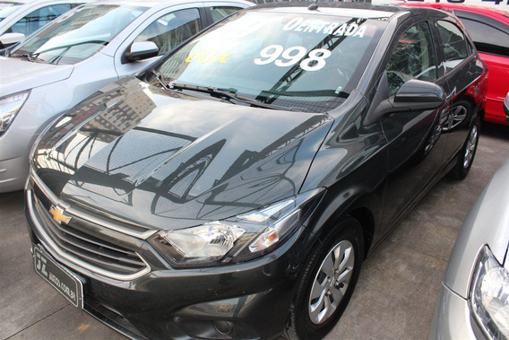 Chevrolet Onix 1lt 1.0 Financiamento Carro Bom Uber Taxi