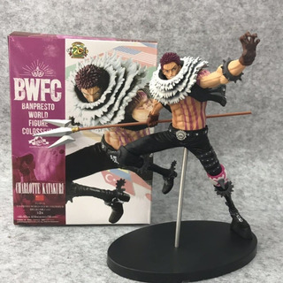 Charlotte Katakuri One Piece Figura Nueva 2019 19cm