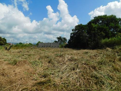 Imagem 1 de 4 de Terreno Para Casa Geminada À Venda Em Peruíbe.