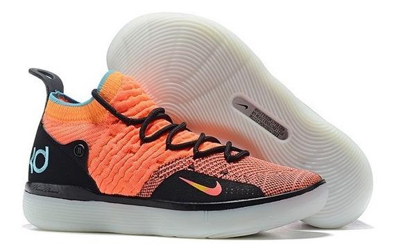 Tenis Nike Kd 11 Durant Varias Cores 34 Ao 43 Frete Gratis