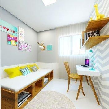 Apartamento Em Rosarinho, Recife/pe De 50m² 2 Quartos À Venda Por R$ 285.884,18 - Ap374996