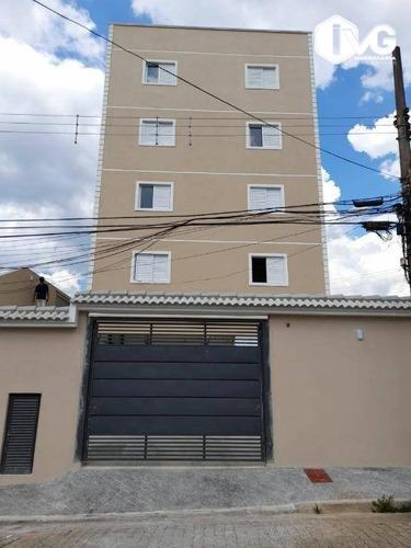 Imagem 1 de 12 de Apartamento À Venda, 59 M² Por R$ 255.000,01 - Vila Milton - Guarulhos/sp - Ap2385