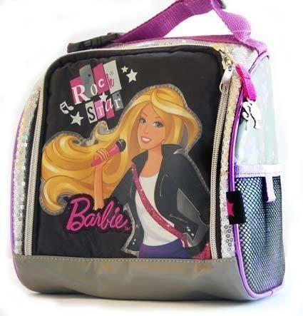 Lunchera Barbie 25x10x25 Escolar 5794 Pf