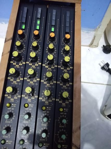 Yamaha M1532, Mixer Sidecar - 4 Canais- Api, Amek -encomenda