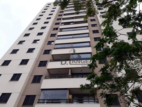 Imagem 1 de 13 de Apartamento À Venda, 78 M² Por R$ 450.000,00 - Parque Prado - Campinas/sp - Ap17227